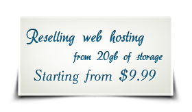 Reselling web hosting - cPanel included